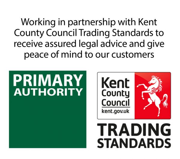 Trading Standards Primary Authority member